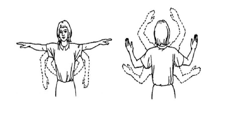 Гимнастика после мастэктомии в картинках