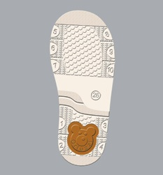 Тест-система детской обуви ORTUZZi