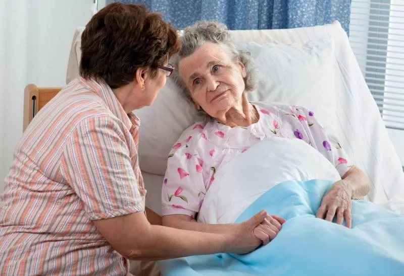Компенсация за уход за лежачим больным разработка дома престарелых